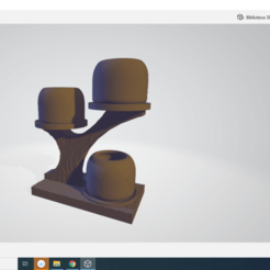 Download free STL PLANTERS, Aslan3d