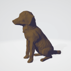 Download 3D print files skinny dog, Aslan3d