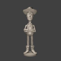 Download 3D printing files Woody, Aslan3d