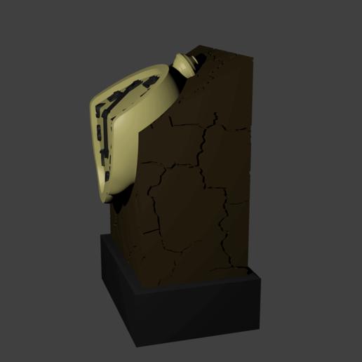 2RELOJ.png Télécharger fichier STL gratuit DALI WATCH • Modèle pour imprimante 3D, Aslan3d