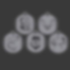 Imprimir en 3D LLaveros Dog, Aslan3d