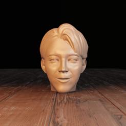 Download STL file Jimin • 3D printable model, Aslan3d