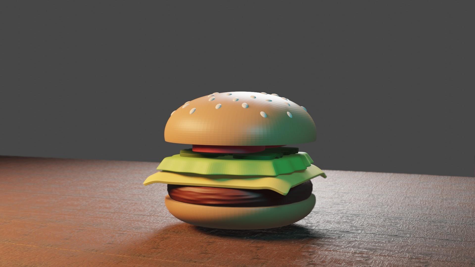 2hamburg.jpg Télécharger fichier STL gratuit Cangreburguer • Objet pour impression 3D, Aslan3d
