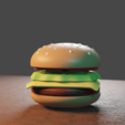 3hamburg.png Télécharger fichier STL gratuit Cangreburguer • Objet pour impression 3D, Aslan3d