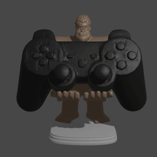 Télécharger fichier 3D gratuit Ralph l'épouvantail transporte PS4, Aslan3d