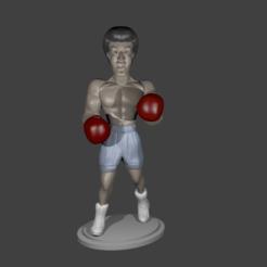 Descargar modelos 3D gratis Rocky, Aslan3d