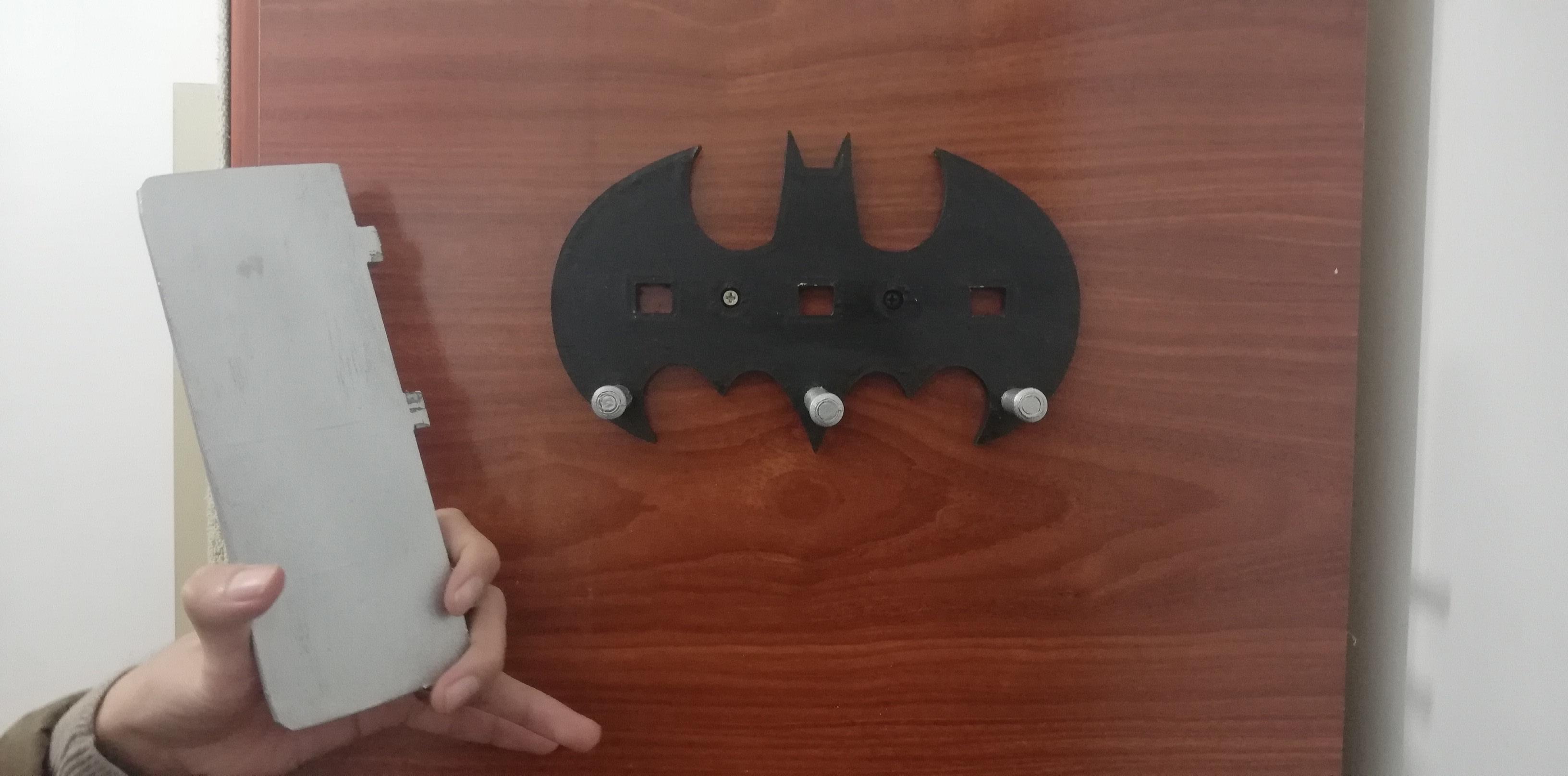 IMG_20190725_222237.jpg Télécharger fichier STL gratuit BatmanRepisa • Design à imprimer en 3D, Aslan3d