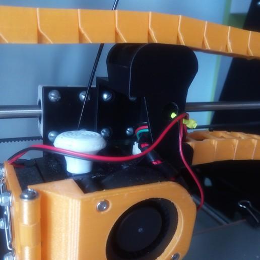 Télécharger fichier STL gratuit Soporte cremallera eje X • Modèle pour impression 3D, gabrielromanvega