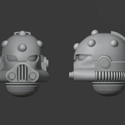 MkV_Helmet.png Download free STL file Firstborn Head - Schism Armour • 3D printer model, Cornivius
