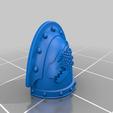 Descargar Modelos 3D para imprimir gratis Salamandras Hombreras - Mk II III VII, Cornivius