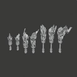 Descargar Modelos 3D para imprimir gratis Brasero de mochila, Cornivius
