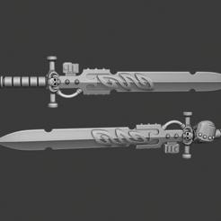 Descargar archivos 3D gratis Espada de la Fuerza, Cornivius