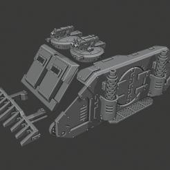 Descargar archivo 3D gratis Kit de conversión de transporte, Cornivius
