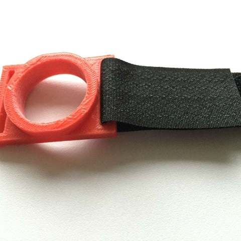 IMG_2033_display_large.JPG Download free STL file gopro hero 3 lens strap • 3D printable design, procreator3D