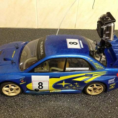 IMG_0507_display_large.jpg Download free STL file Gopro Kyosho RC car rear mount • Model to 3D print, procreator3D
