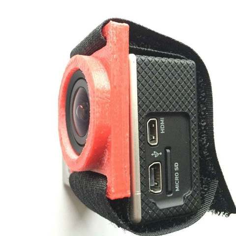 IMG_2035_display_large.JPG Download free STL file gopro hero 3 lens strap • 3D printable design, procreator3D