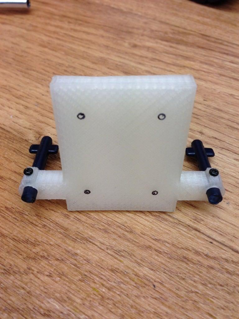 IMG_0491_display_large.jpg Download free STL file Gopro Kyosho RC car rear mount • Model to 3D print, procreator3D