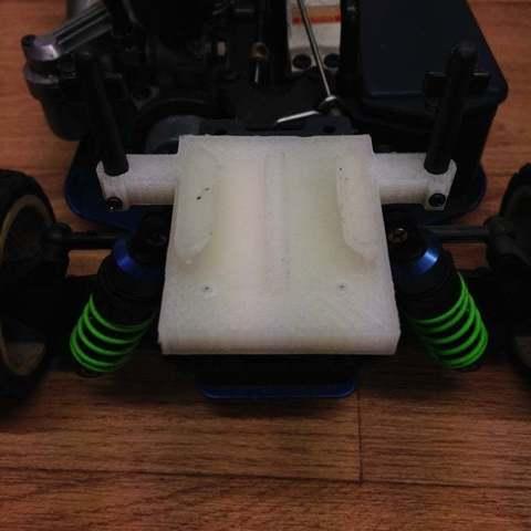 IMG_0494_display_large.jpg Download free STL file Gopro Kyosho RC car rear mount • Model to 3D print, procreator3D