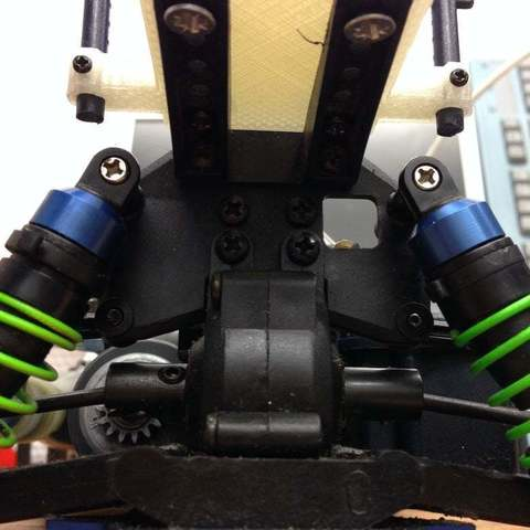IMG_0496_display_large.jpg Download free STL file Gopro Kyosho RC car rear mount • Model to 3D print, procreator3D