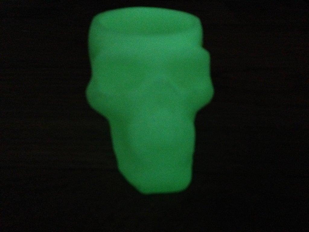 IMG_0162_display_large.jpg Download free STL file skull battery tea light holder • Template to 3D print, procreator3D