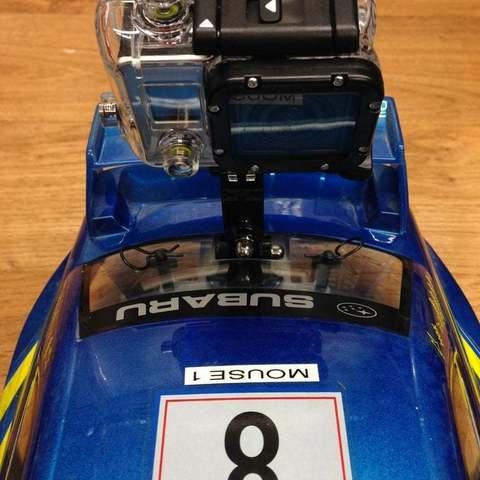 IMG_0504_display_large.jpg Download free STL file Gopro Kyosho RC car rear mount • Model to 3D print, procreator3D