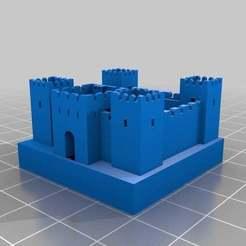 Descargar archivo 3D gratis Fuerte, dodoharrylazarus