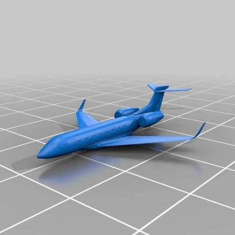 Télécharger modèle 3D gratuit Gulfstream G650ER, dodoharrylazarus