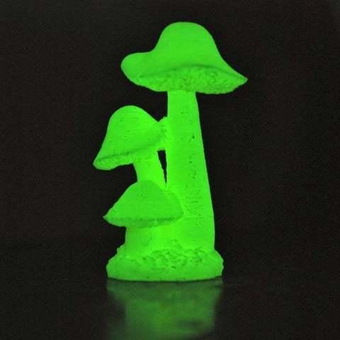 Free 3D printer designs Mushrooms by Artec, dodoharrylazarus
