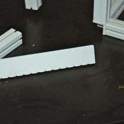 Download free STL file Printed Smooth Rail • 3D printer object, dodoharrylazarus
