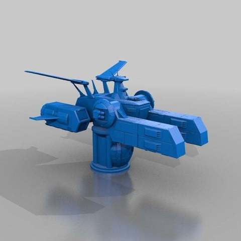 503ea42a7ad02b349fa6ed1c81dcacbc_display_large.jpg Download free STL file Gundam Chess set • 3D printing model, Peanut3DButter