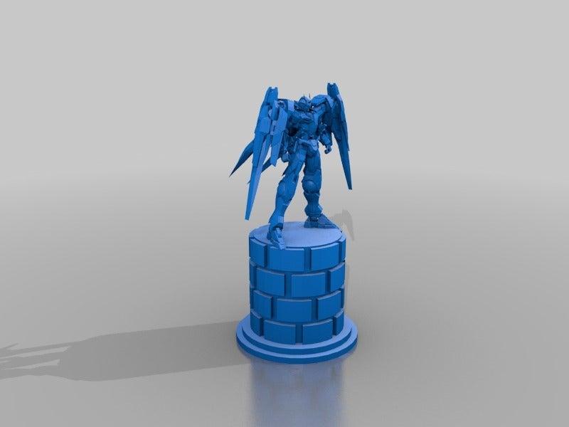4dfe1b38e69cd00e716001ac17746dcb_display_large.jpg Download free STL file Gundam Chess set • 3D printing model, Peanut3DButter