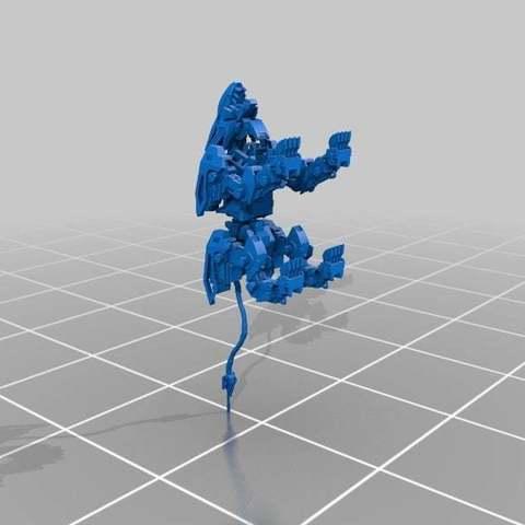 5b33c52a94fc2fb9c70e4f672bda9f27_display_large.jpg Télécharger fichier STL gratuit PLUS DE ZOÏDES • Design pour impression 3D, Peanut3DButter