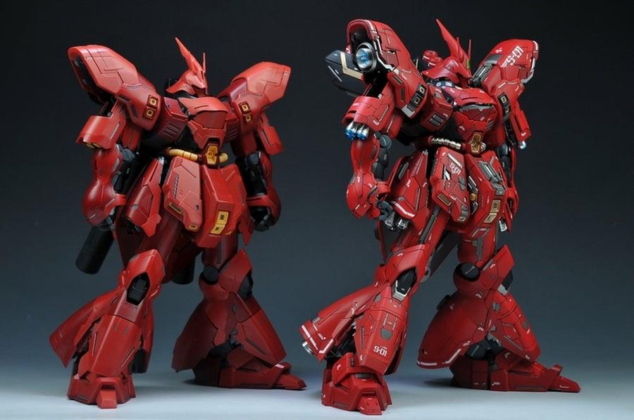 d136717990586974a4c38756ef7df1d3_display_large.jpg Download free STL file Gundam: Sazabi Ver KA • 3D printer model, Peanut3DButter