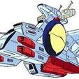 ea507402f29d40336272ef6e2fed3337_display_large.JPG Download free STL file Gundam Chess set • 3D printing model, Peanut3DButter