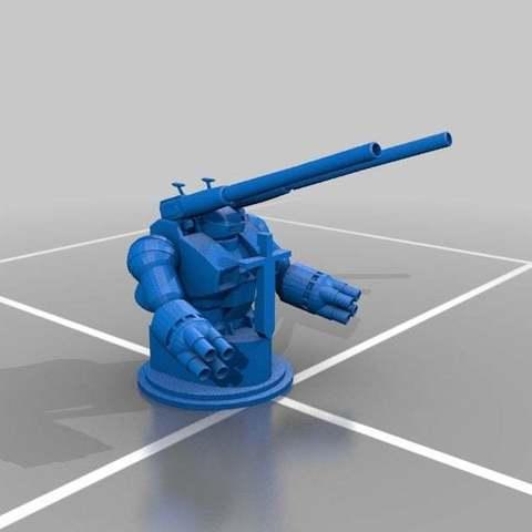 3a0e829330b427ea2913b919dd389abc_display_large.jpg Télécharger fichier STL gratuit Gundam Chess Pieces partie 2 • Modèle imprimable en 3D, Peanut3DButter
