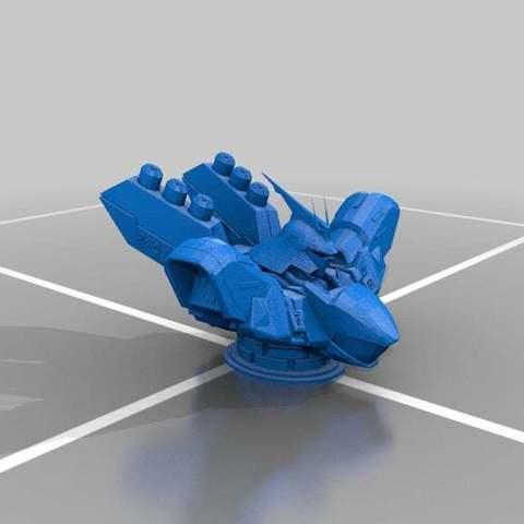 f90b227ed66b47c4a1d5b30e9c6a523a_display_large.jpg Télécharger fichier STL gratuit Gundam Chess Pieces partie 2 • Modèle imprimable en 3D, Peanut3DButter