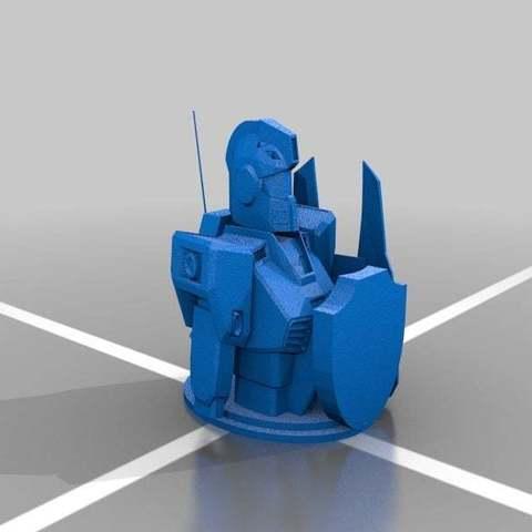 e67b965cf9d696a99a6530136d91f4e0_display_large.jpg Télécharger fichier STL gratuit Gundam Chess Pieces partie 2 • Modèle imprimable en 3D, Peanut3DButter