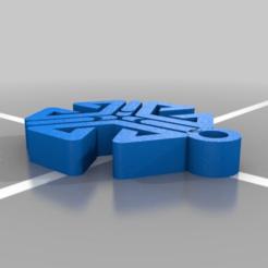 Download free 3D printer model I3Lab Logo, fabiuz
