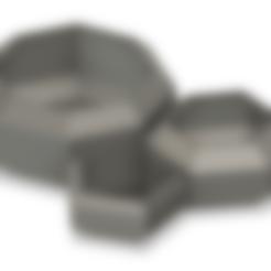 Small_Gem.stl Télécharger fichier STL gratuit Pots de pierres précieuses • Plan pour impression 3D, Isi8Bit