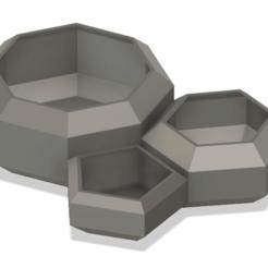 Screenshot_26.png Download free STL file Gems Pots • 3D print template, Isi8Bit