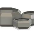 Screenshot_27.png Télécharger fichier STL gratuit Pots de pierres précieuses • Plan pour impression 3D, Isi8Bit