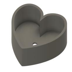Screenshot_35.png Download free STL file Heart Pot • Object to 3D print, Isi8Bit