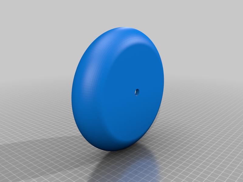 Oval_Pot_no_tall.png Télécharger fichier STL gratuit Pot ovale sans profondeur • Modèle à imprimer en 3D, Isi8Bit