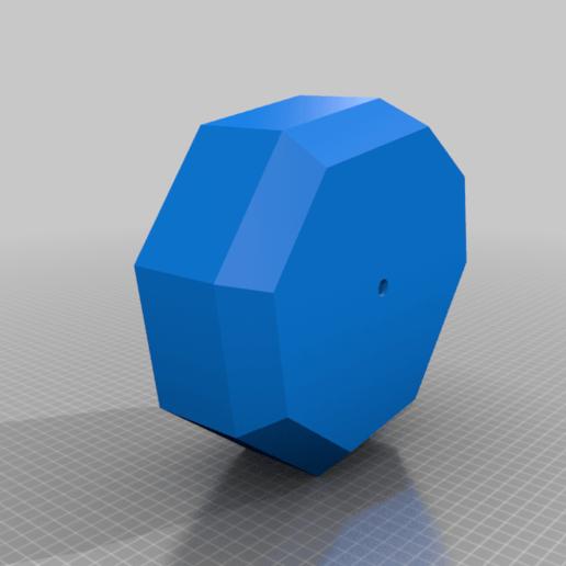 Big_Gem.png Télécharger fichier STL gratuit Pots de pierres précieuses • Plan pour impression 3D, Isi8Bit