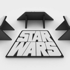 Télécharger fichier impression 3D gratuit Star Wars, Absolute3D