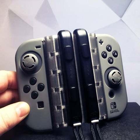 Télécharger modèle 3D gratuit Contrôleur Joy-Con repliable pour interrupteur, Absolute3D