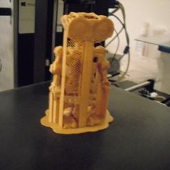 Imprimir en 3D Escaneo e impresión en 3d del robot Meccano G15, liggettrudy