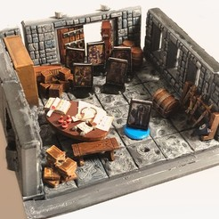 Download 3D printing files Dungeon Kit, 3DRob