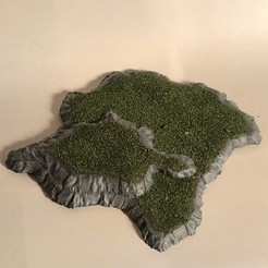 Download 3D printing templates RPG Terrain, 3DRob