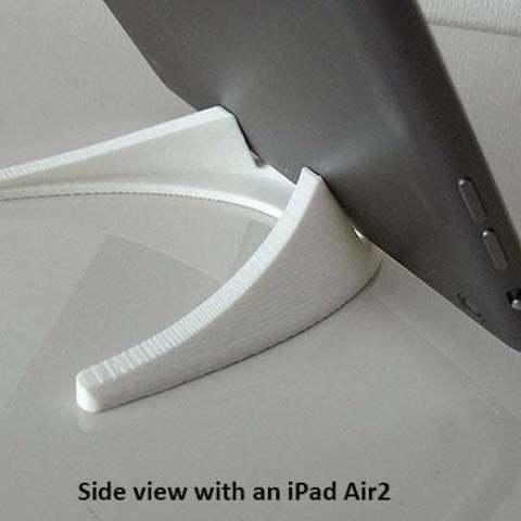 87bda071c4de3e92cc190db48f3d4c24_display_large.jpg Télécharger fichier STL gratuit Tablette / Support Téléphone • Modèle à imprimer en 3D, Muzz64